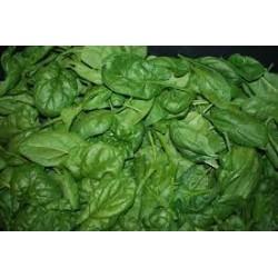 * Epinards en feuilles , 6€...